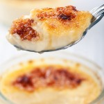 Caramelised Baked Banana and Yoghurt Pudding