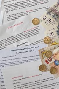 pay bills