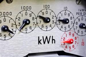 Meter dials