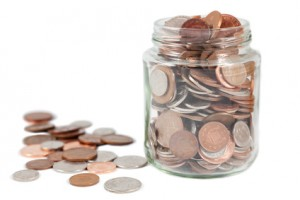 Looking after the pennies