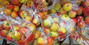 prepacked fruit