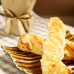 Speedy Cheese Straws
