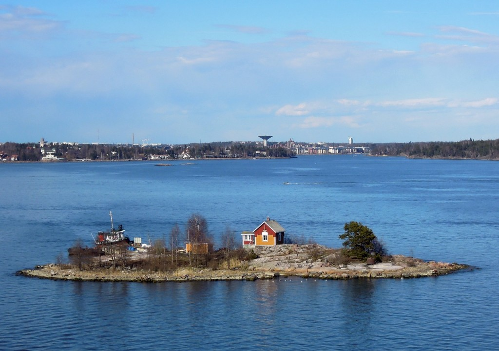 house on island helsinki