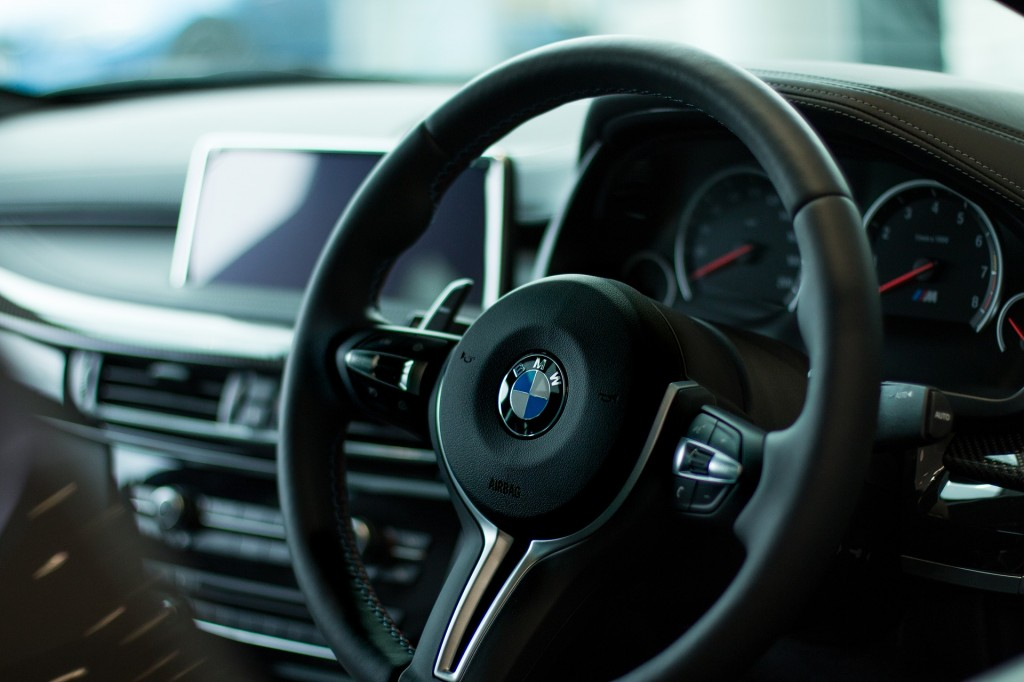 steering wheel bmw