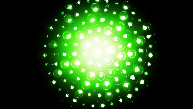 neon green electrical